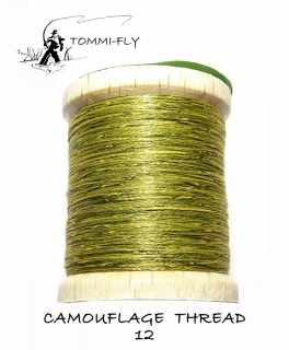 CAMOUFLAGE THREAD - CT12