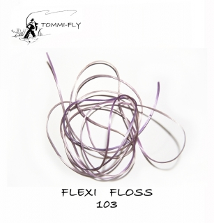 FLEXI FLOSS - šedá